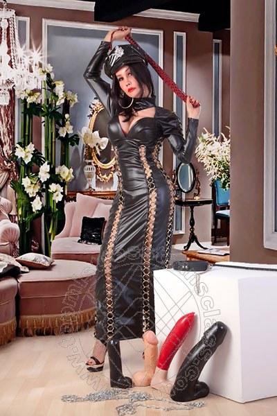 Mistress Transex Silvi Marina Lady Cristina