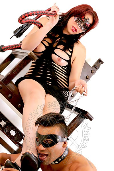 Mistress Transex Napoli Madame Ursula