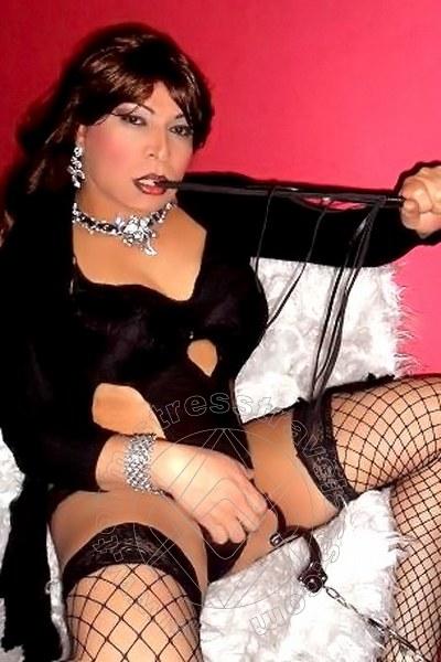Mistress Transex Como Padrona  Rebecca
