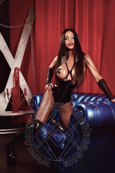 Mistress Transex Milano Padrona Lemos
