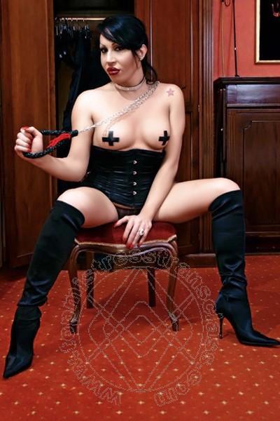 Mistress Transex Napoli Padrona Malena