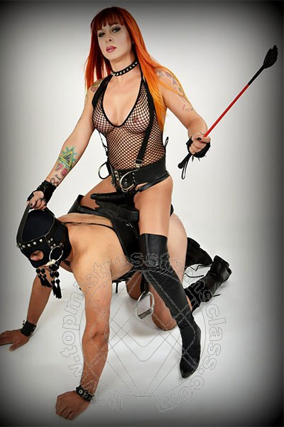 Mistress Transex Riccione Lady Allana
